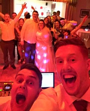 A Funky Intimate Wedding At Wellington Park, Leyland