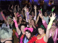 Hosting an 80s Night at The Pines Hotel, Chorley