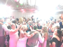 Full Dancefloors at The Marquee Room