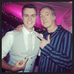 DJing with Manchester Icon, Clint Boon