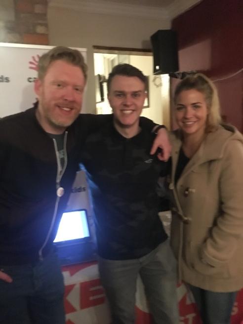 Hosting with Gemma Atkinson & Matt Haslam