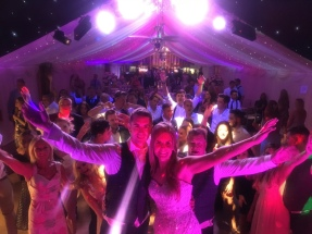 The Wonderful Mr & Mrs Gates Wedding at Heaton House Farm