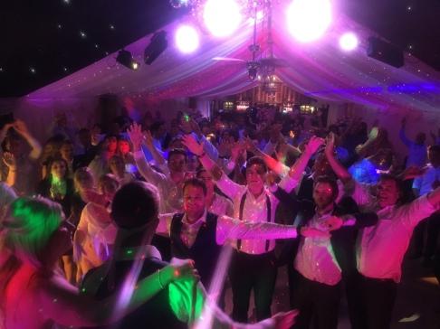 Heaton House Farm's Epic Wedding Reception