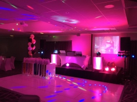 Hosting School Proms at Village Hotel, Bury